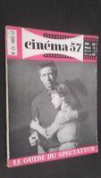 Revista Mensual Dibujada Cinema N º 23 Noel 1957 Buen Estado