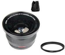 Bower Wide Angle Fisheye Lens For Sony Alpha A3000 NEX-7 NEX-5 NEX-3 NEX-C3