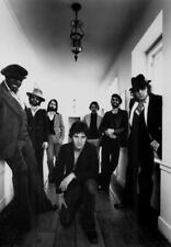 Bruce Springsteen E Street Band Black & White Music Photo Print Picture