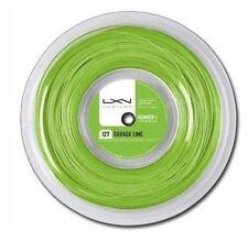 Wilson Savage String Luxilon Reel - Yellow/lime 127/200 M