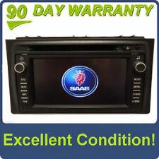 07 08 SAAB 9-3 Navigation GPS System Radio CD Player LCD Display Screen Receiver