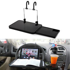 Car Seat Mount Tray Laptop PC Table Notebook Desk Food Table Portable Cup Holder