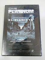 EL PIANISTA DVD ROMAN POLANSKI ESPAÑOL ENGLISH NEW SEALED NUEVA