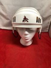Rare Arizona Coyotes Souvenir Hockey Helmet Adjustable Phoenix Coyotes