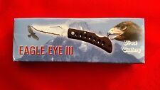 "Eagle Eye Iii 5"" Closed Stainless Steel Blade Frost Cutlery15-109B Folding Knife"