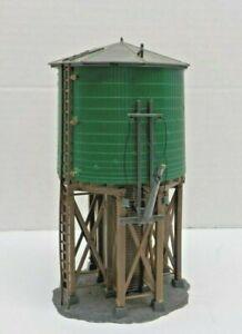 VINTAGE ATLAS HO SCALE WATER TOWER ~ BUILT