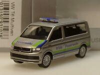 Herpa VW T6 BLS AG, Feuerwehr Schweiz, Sondermodell 931076 - 1:87