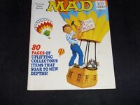 "Vintage 1988  Australian MAD Super Special Magazine  "" The Hot Air Mad"" No 63"