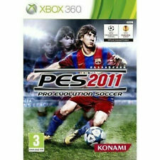 PES 2011 - Xbox 360. Manual Included.  (FREE SHIPPING)