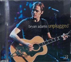 CD Bryan Adams unplugged