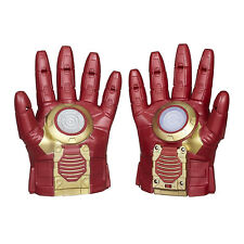 Kids Ironman Superhero Gloves Fancy Dress Party Costume Accessory Christmas Gift