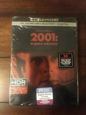 2001: A Space Odyssey (4K Disc, Blu-ray) New, Factory Sealed