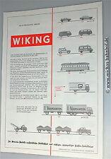 WIKING Katalog 1983 1984   å *