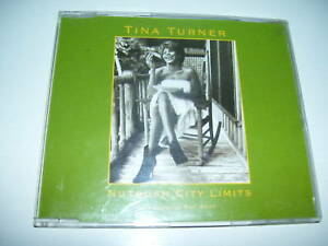 tina turner - nutbush city limits ( DUTCH cd maxi 1991