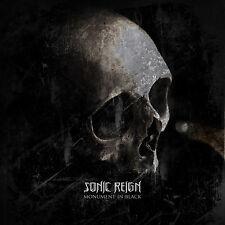 Sonic Reign - Monument In Black (Dark Fortress, Satyricon, Immortal, Darkthrone)