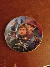 Luke Skywalker Collector Plate