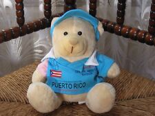 La Matina San Juan Polo Club Plush Bear