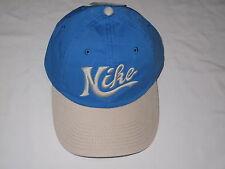 NWT NIKE baseball cap hat women or men adult unisex ONE SIZE FITS blue