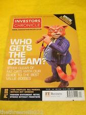 INVESTORS CHRONICLE - RAJ PAREKH - JUNE 15 2001