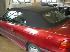 Opel Astra F Cabrio Verdeck Reparatur Satz Repair Rep Flick Flicken Set +
