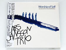 LARS JANSSON TRIO Worship Of Self SOL SV-009 JAPAN CD w/OBI 275a59
