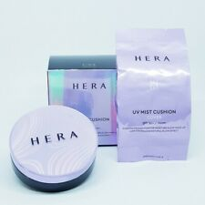 HERA UV Mist Cushion Cover #21 Vanilla 15g x 2ea SPF50 PA+++ Foundation K-Beauty