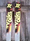 Volkl Wall Mogul Skis 165 cm W/ Marker Race Xcell Bindings 2013? Excellent Cond!