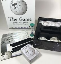 Wikipedia: The Online Encyclopedia Board Game - Spinmaster Games Tech Internet