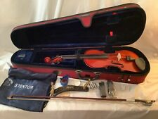 Full Size Stentor Violin in Case with Accessories (Auction)