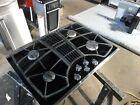 "KitchenAid KGCD807Xss 30"" Black 4-Burner Downdraft Cooktop  photo"