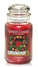 Yankee Candle Mela Rossa Corona- 625ml Grande Vaso