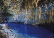 Flowstone Cave - 3D Lenticular Postcard Greeting Card