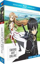 ★ Sword Art Online ★ Arc 1 (SAO) - Edition Saphir [2 Blu-ray]