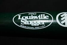Vintage Mid-90s Yakima Bears NWL MiLB Promo Giveaway Green Baseball Bat