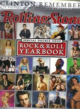 Madonna Britney Spears Christina Aguilera Rolling Stone Revista 12/00 Yearbook