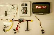 Vector Eagle Tree System GPS Flight Controller Alerter RC Plane Drone Fixed Wing