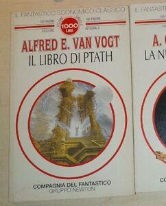 IL LIBRO DI PTATH Van Vogt 1994 COMPAGNIA DEL FANTASTICO NEWTON ed. integrale