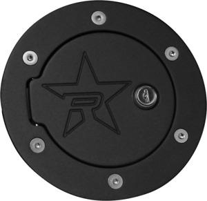2014-2018 GMC Sierra 1500 Rolling Big Power Black RX-2 Locking Fuel Door