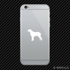 (2x) Spinone Italiano Cell Phone Sticker Mobile dog canine pet many colors