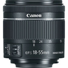 Canon EF-S 18-55MM F4-5.6 IS STM Zoom Lens Brand New No Box