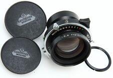 Rodenstock-Sironar 210mm f5.6 Large Format lens w/ Copal #1 shutter 369840