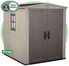 Keter Garden Amp Storage Sheds For Sale Ebay