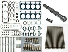 2005-2009 Chevy GM 5.3 Head Gasket Set Bolts AFM DOD Cam Lifters Pushrods Filter