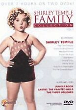 Shirley Temple Family Collection (DVD, 2007, 2-Disc Set) NEW