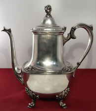 1847 Rogers Bros DAFFODIL International Silver Plate Coffee Pot for Tea Set