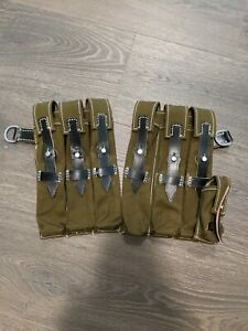 Reproduction German WW2 MP 40 pouches