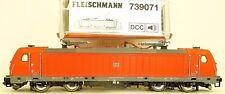 Fleischmann N 739071 Locomotive Électrique Br 147 DBAG EP VI