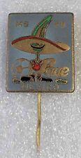 football/soccer pin World cup MEXICO 1986 mascot Pique