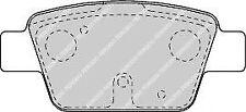Ferodo FDB1469 Asse Posteriore. Alta Qualità Auto Set Pastiglia Freno Ricambio