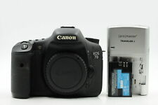 Canon EOS 7D 18MP Digital SLR Camera Body #241
